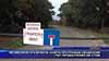 Незаконната бариера, която прегражда общински път продължава да стои