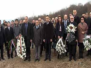 Отбелязване на 130 г. от сръбско-българската война на Нешков връх