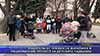 Родители от Плевен се включиха в националния протест за детските надбавки