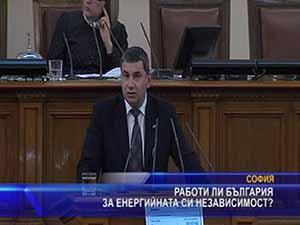 Работи ли България за енергийната си независимост?