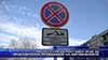 Протест срещу знак за принудително премахване на автомобилите