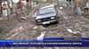 Автомобил пропадна в канализационна шахта