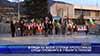 В града на Вазов стотици протестираха срещу промените в учебните планове