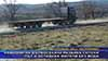 Камиони на дървосекачи разбиха селски път и оставиха жители без вода