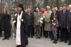 Преклонение пред докторския мемориал в памет на загиналите медици в руско-турската война