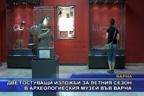 Две гостуващи изложби за летния сезон в археологическия музей във Варна