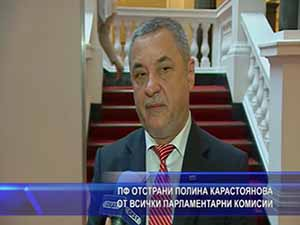 ПФ отстрани Полина Карастоянова от всички парламентарни комисии