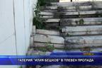 """Галерия """"Илия Бешков"""" в Плевен пропада"""