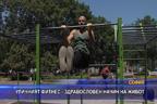 Уличният фитнес - здравословен начин на живот