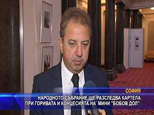 """Народното събрание ще разследва картела при горивата и концесията на мини """"Бобов дол"""""""