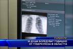 30 души боледуват годишно от туберкулоза в област Кърджали