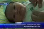 Александър и Виктория са най-избираните имена за новородените през 2016г.