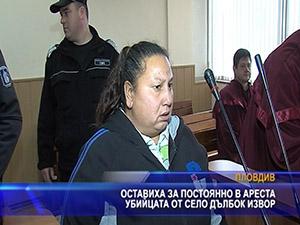 Оставиха за постоянно в ареста убийцата от село Дълбок извор
