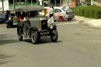 Ретро автомобили дефилираха в Сливен