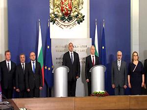 """Кабинетът """"Борисов-3"""" официално прие властта"""