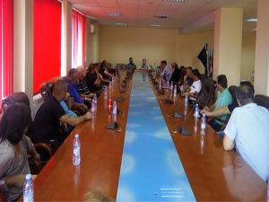 Нова общинска структура на НФСБ бе учредена в община Хаджидимово