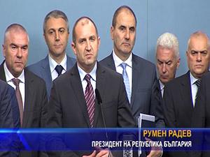 По четири основни точки, свързани с националната сигурност, са постигнали съгласие участниците в КСНС при президента