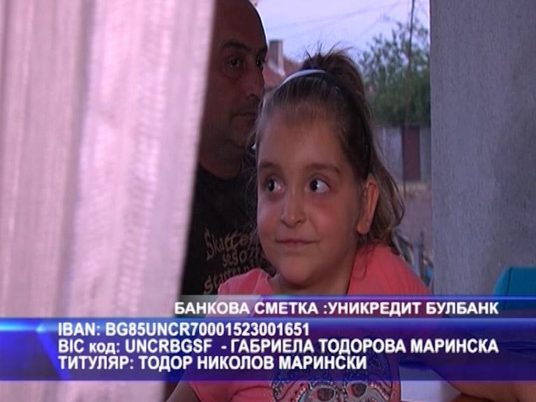 Зов за помощ: Дете се нуждае от спешна операция