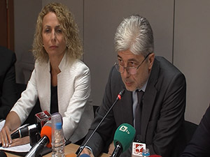 Нено Димов представи приоритетите на МОСВ (разширен)