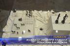 Иззети от иманяри находки показани в изложба