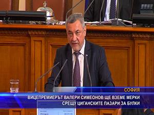 Вицепремиерът Валери Симеонов ще вземе мерки срещу циганските пазари за булки