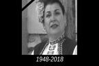 Отиде си обичаната народна певица Динка Русева