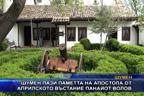 Шумен пази паметта на апостола от Априлското въстание Панайот Волов