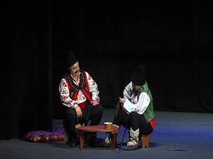 """Самодейци от Бесарабия представиха постановката """"Българи от старо време"""""""