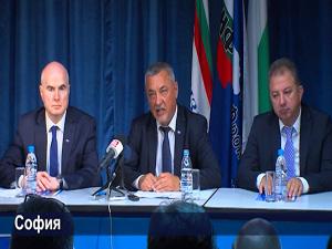 НФСБ е против оставките и едноличното управление на страната (разширен)