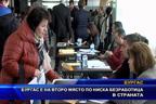 Бургас е на второ място по ниска безработица в страната