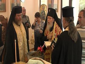 """Официално бе открит новият православен храм """"Свети Димитър"""""""