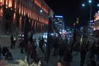 Вяло премина протестът пред МС