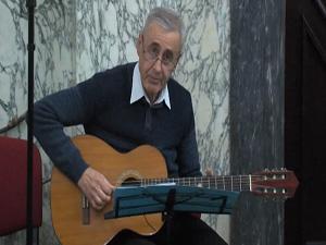 Георги Константинов представи новата си стихосбирка