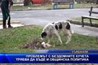 Проблемът с бездомните кучета трябва да бъде и общинска политика