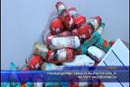 Ученици даряват храна на възрастни хора от малките населени места