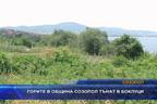 Горите в Созополска община тънат в боклуци