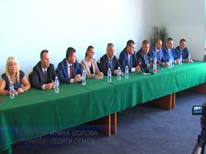 НФСБ и ВМРО представиха кандидатите за районни кметове в Пловдив