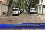 Централни улици в Бургас тънат в разруха
