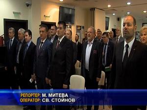 Общинските съветници в Бургас положиха клетва