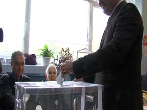 Славчо Атанасов гласува за управление, което ще работи с грижа за пловдивчани