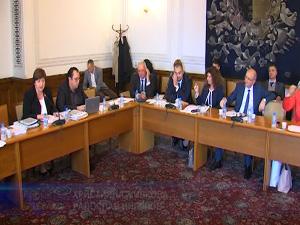 Комисията по правни въпроси прие на първо четене проект на бюджета на съдебната власт за 2020 година