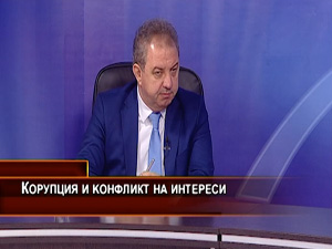 Борис Ячев за корупцията и конфликта на интереси