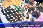 Провежда се коледно изложение на минерали, фосили и скъпоценни камъни
