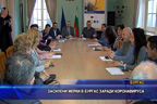 Засилени мерки в Бургас заради коронавирусът