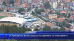 Сърбия вече е във възход на пандемията от коронавирус