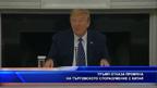 Тръмп отказа промяна на търговското споразумение с Китай заради кризата